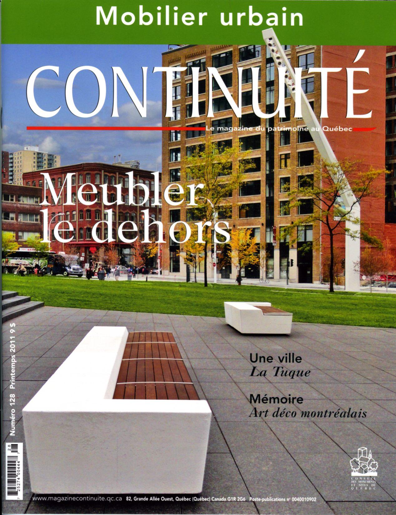 Contiinuite-Front